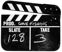 GF019-GoneFishingClapperBoard