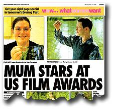 Wigan Evening News